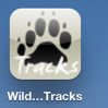 MyNature Tracks app