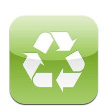 recycling app