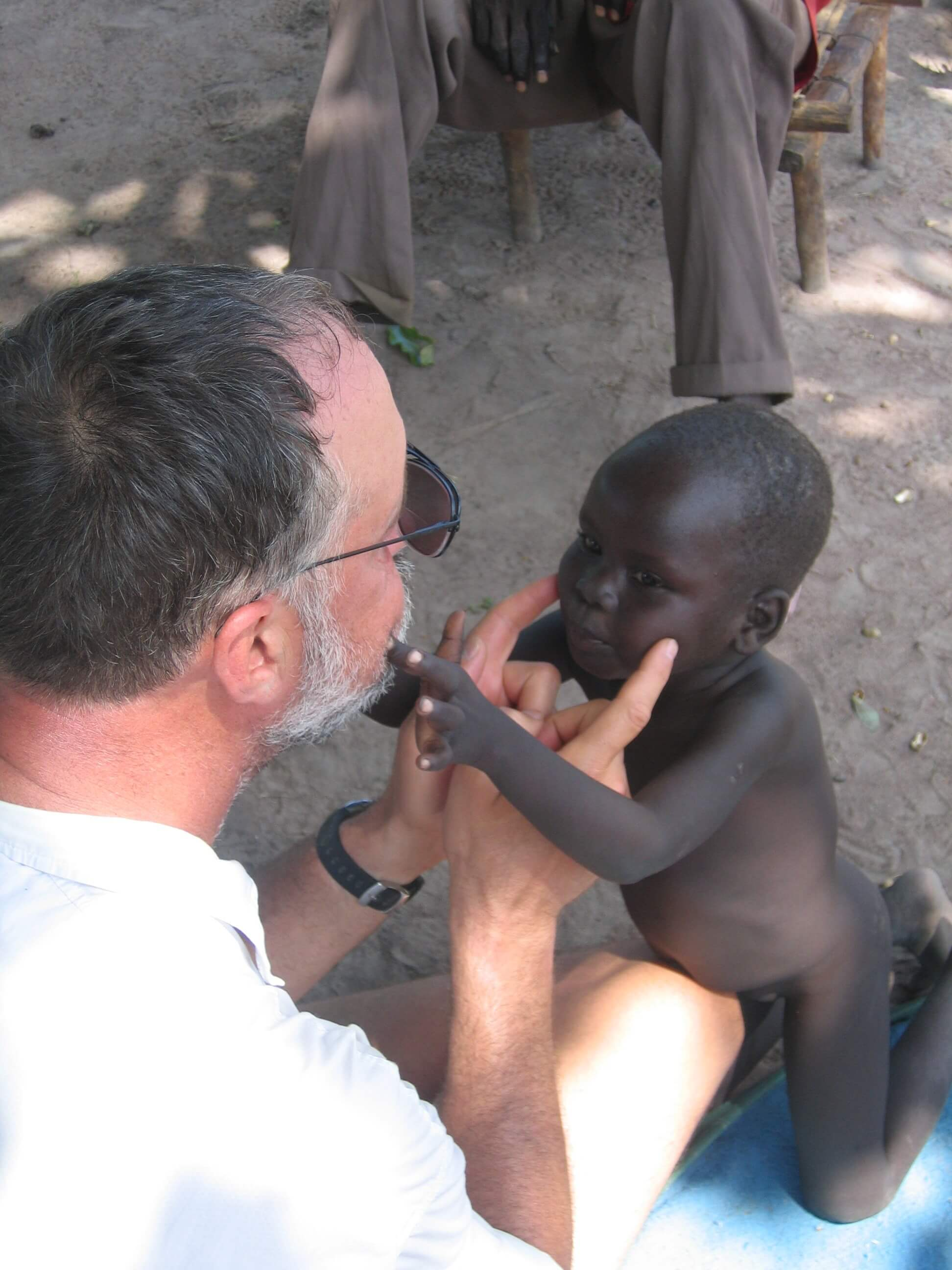 Dr. Jeffery Deal in Sudan