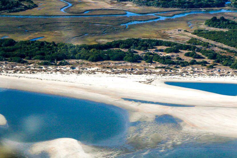 Dewees Shoreline