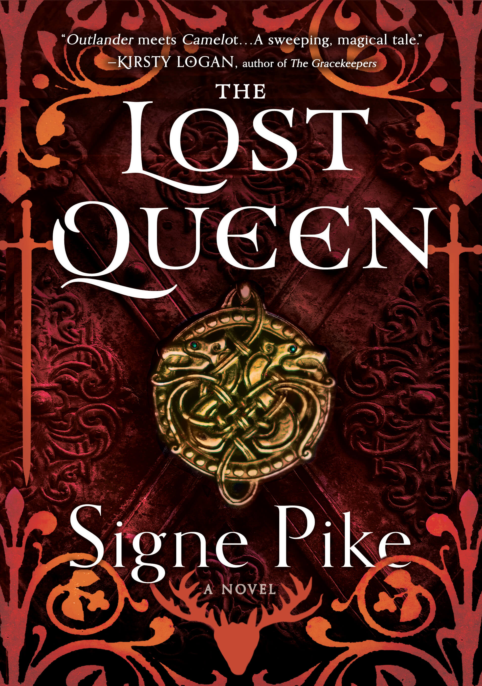 signe pike Lost Queen