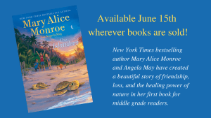 The Islanders launches June 15! Entire Novel set on Dewees!