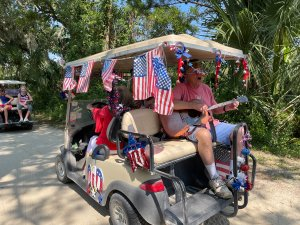 Read more about the article The Old Fashioned Joys of July 4 on Dewees Island