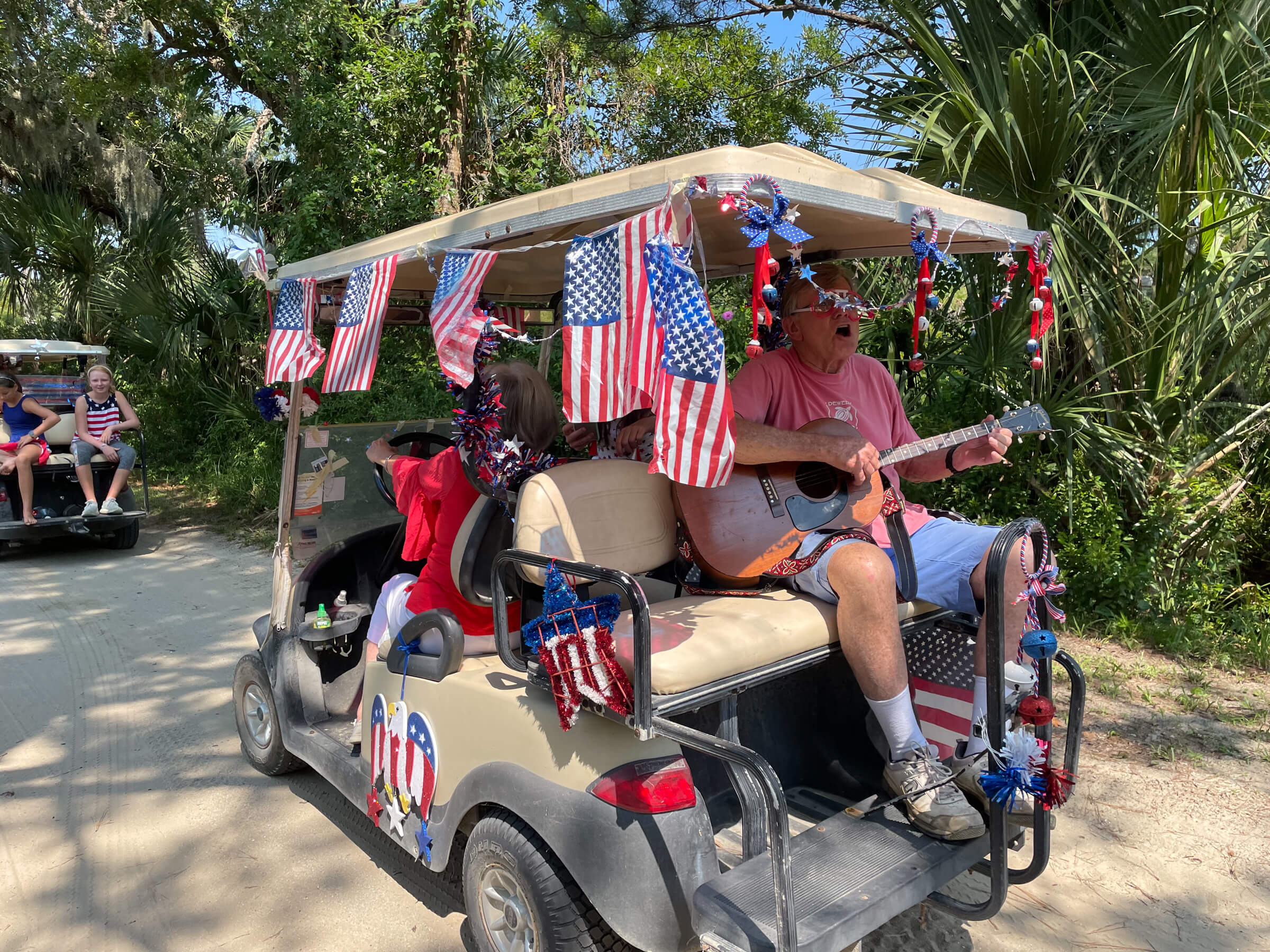 You are currently viewing The Old Fashioned Joys of July 4 on Dewees Island